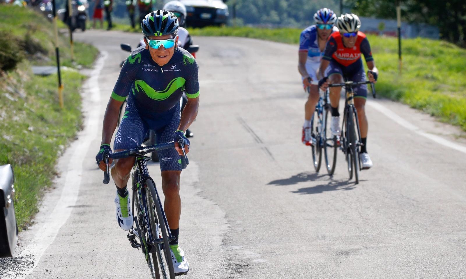 Quintana al Giro d'Italia