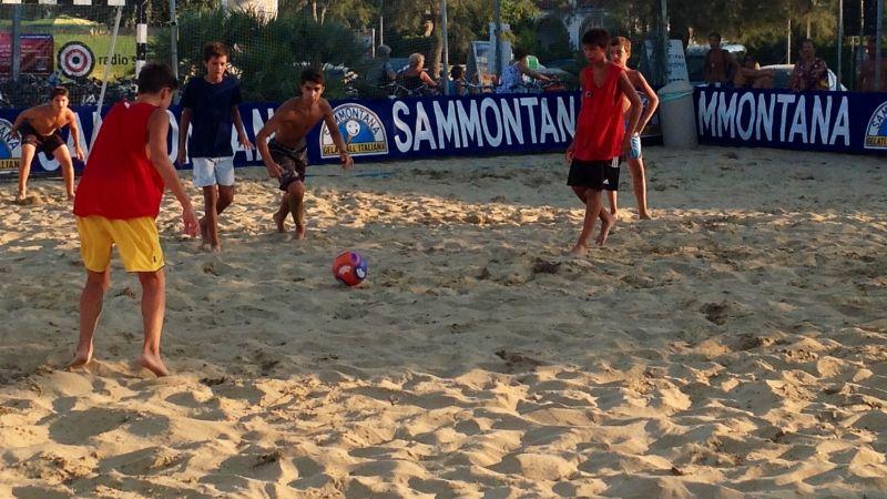 SAMMONTANA BEACH SOCCER CUP