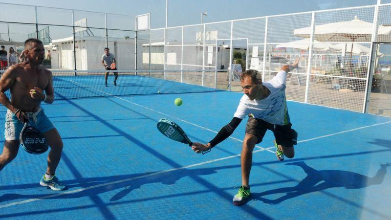 CORRADO BORRONI TENNIS CAMP A CERVIA
