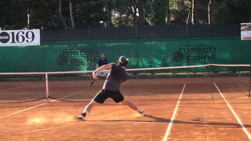 TENNIS experience in Romagna