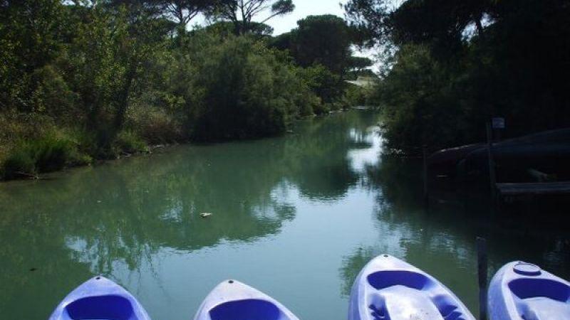 CANOA experiences tra SALINE e LAGHI
