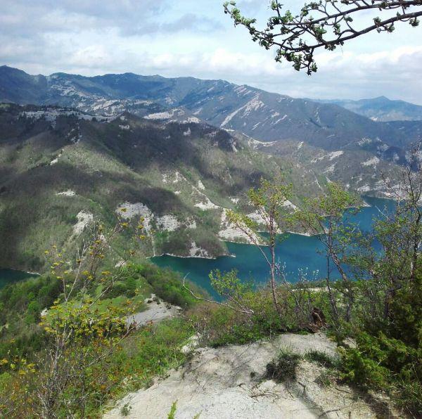 MTB tour: DIGA DI RIDRACOLI
